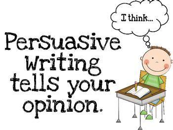 How to write good persuasive essay